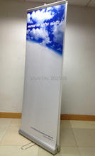 Freeshipping!Double side roll up retractable banner stand,Double side Roll Up Stand