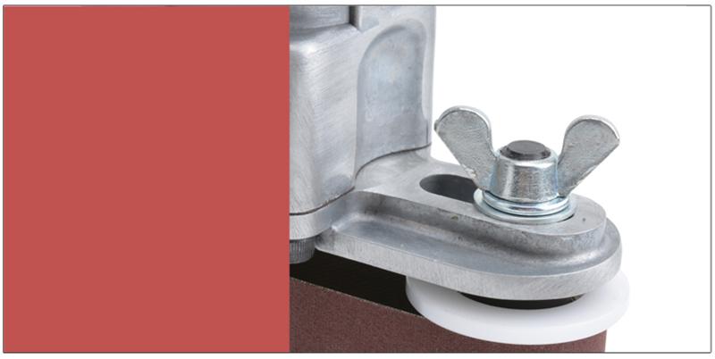 pneumatic air belt sander7