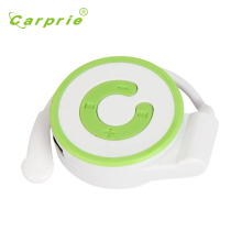 Carprie New Mini MP3 Player Worn On The Ear Music Media Player USB Support TF Card 17Jun12 Dropshipping(China)