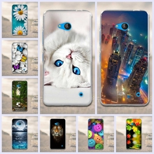 For Microsoft Nokia Lumia 640 Case 3D Relief Silicon Soft TPU Back Cover For Funda Microsoft Nokia Lumia 640 Case Capa Coque