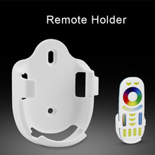 1Pcs/lot Wall Bracket Mount Support Remote Holder for Mi Light 2.4G Led Controller Wireless RGB RGBW Remote Controller Free ship