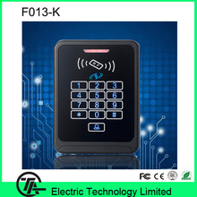 Biometric IC card access control system with keypad access control wiegand output and input MF card access control F013-k(Hong Kong)
