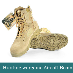 Hunting wargame Airsoft Boots