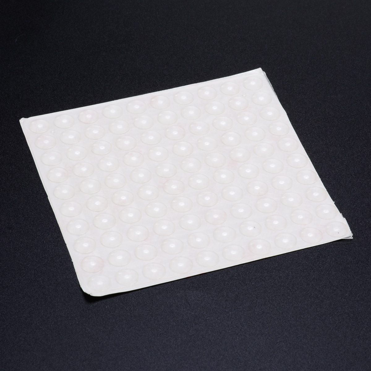 100pcs Mayitr Self Adhesive Silicone Feet Bumpers Stops Clear Cabinet Door Buffer Pads Furniture Hardware Tools