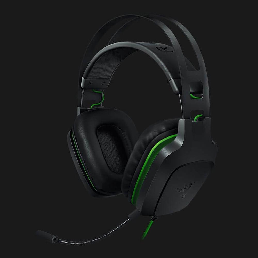 Original Razer Electra V2 3.5mm Music eSport Gaming Headset Headphone 7.1 Surround Sound with Detachable Mic for PC/Xbox One/PS4