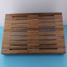 445*330 Inboard Folding Desk Teak Wall Mounted Folding Shower Bench/Seat
