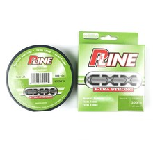 Fishing Line P-Line CXX-Xtra Strong Copolymer Mono Line 4LB Linha Para Pesca Peche Strong Moss Nylon Fishing Tackle 300yds