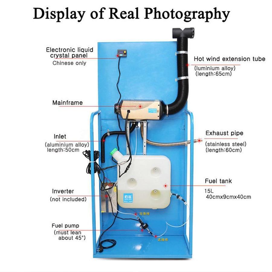 Boat Heater Diagram Wiring Diagrams Source Rheem Water Schematic Ford 2019 Fuel Tank 5kw Air Diesel