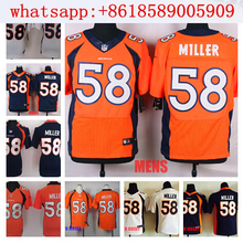 100% Stitiched,Denver ,Von Miller for mens and womens,youth,camouflage