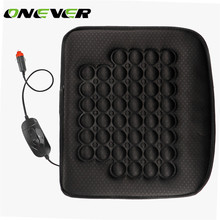 "Onever Car Heated Seat Cushion Heating Pad Cover Hot Warmer HI/LO Mode for Cold Weather Winter Driving 17.7*15.7""(China)"