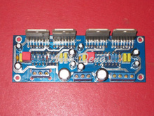 TDA7293 dual parallel output amplifier board (finished board, has tested well) two-channel fever amplifier board(China)