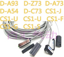 Air Cylinder Pneumatic proximity switch D-A93 D-Z73 D-A73 D-A54 D-C73 CS1-J CS1-U CS1-F Wired Magnetic Reed Switch
