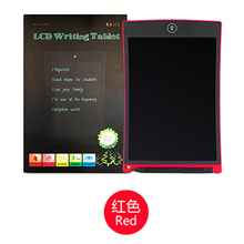"8.5""LCD Drawing Board Electronic Writing Tablet as Whiteboard Bulletin Memo Children Drawing Toys for Kids Learning Education(China)"