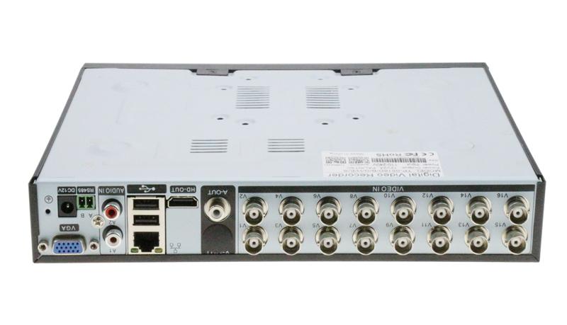 XMeye Hisilicon Chip H264+ 16CH 4MP Full HD 5 in 1 Hybrid Coaxial WIFI ONVIF TVi CVI IP NVR AHD CCTV DVR picture 05