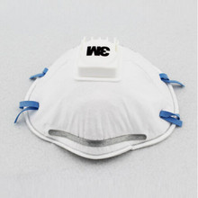 3M 8822 Safety Protective Mask Anti-pm2.5  FFP2 Standard Anti Industrial Dust  High Electrostatic Filter H012817