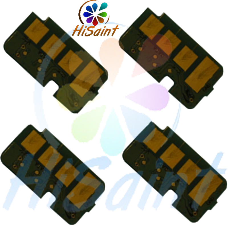 Free shipping 2017 New [Hisaintchip ] 4 x Toner  Chip for Samsung Xpress C1810W / C1860FW CLT-504S<br><br>Aliexpress