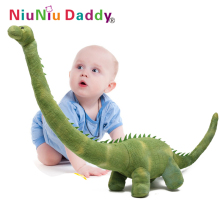 Simulation Dinosaur doll plush Dinosaur toy children's toys Baby gifts Free shipping