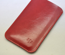 Best Quality Genuine Sleeve Leather Case For BlackBerry Priv Venice 4.5inch back cover Microfiber Sleeve Pouch Phone Bag cover