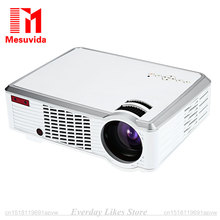 LED-33 LCD Projector Media Player 2600 Lumens 854 x 540 Pixels for Home Office Education Audio In Port AV DC Port HDMI USB VGA
