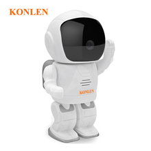Robot IP Camera WIFI HD 960P 1.3MP CMOS Wireless CCTV Security Video Cam P2P PTZ IR Night Vision Audio Baby Monitor TF SD Card