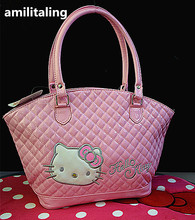 New Hello kitty Handbag Shopping Shoulder Tote Bag Purse yey-826