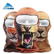 20 Animal Printing Styles Outdoor Sport Training Climbing Cycling Sun Protection Airsoft Mask Motorcycle Bicycle Fishing Scarf