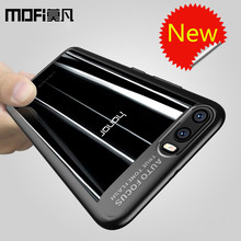 Huawei honor 9 case original PC + silicone transparent back cover Huawei honor9 phone cases hard capas MOFi honor 9 case cover(China)