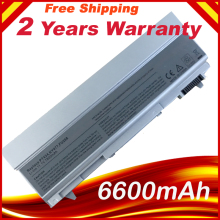 9Cell 6600mAh Battery FOR Dell Latitude E6400 E6500 Battery W1193 C719R FU268 MP307 KY266 PT434, FREE shipping(China)