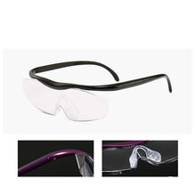 47e8b8351c MINCL Degrees Big Vision Glasses Magnifying Eyewear Presbyopic Glasses  Sewing Reading Glasses For Old People FML