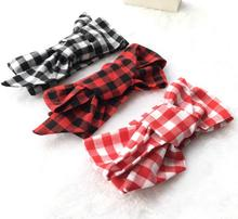 Top Quality Classical Headband DIY Headband Cotton Messy Girls Kids Headband 3 Colors 30Pcs/lot