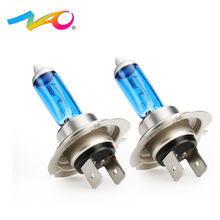 Buy NAO 2x H7 h4 Halogen bulb Super Xenon car headlight h11 auto lamp h1 55W 100W hb4 9006 car fog light 12V hb3 9005 h3 h8 h9 6500K for $6.89 in AliExpress store