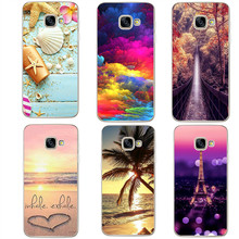 Sunset Tower Case For Samsung Galaxy S5 S6 S7 Edge S8 Plus A3 A5 J1 J2 J3 J5 J7 2015 2016 2017 prime Back Note 8