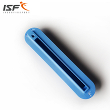 New Style Blue Nylon Surfboard Fin Box Three Piece Per Set Future Fin Plugs for Surfing(China)