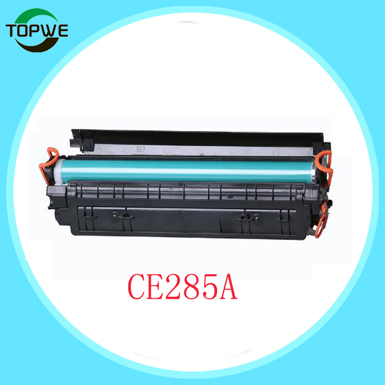 CE285A 85a 285a 285 compatible toner cartridge for HP LaserJet 1212nf 1214nfh 1217nfw Pro P1100 1102W Pro M1130 1132 1210<br>