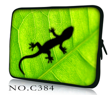 Green Lizard 7 10 12 13 14 15 17 inch laptop bag netbook sleeve case with handle handbag computer notebook cover pouch