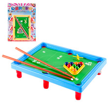 Mini Desktop Pool Table Kids Educational Toys Children's Billiard Table Family Game Table Recreation Supplies