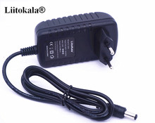 Liitokala 12V 2A Power Adapter For Lii500 12V 18650 Battery Charger EU/US Plug DC 5.5* 2.1 MM Output Power Supply Free Shipping