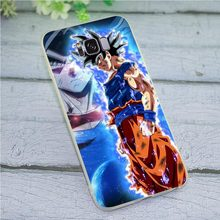 Крышка для samsung Galaxy A9 2018 Dragon Ball Z Сон Гоку чехол для телефона для A10 A20 A30 A40 A50 A70 J3 J5 J6 J7 A5 2017 A6 A7 A8(China)