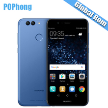 International Firmware Huawei Nova 2 Plus 4GB RAM 128GB ROM Octa Core Kirin 659 Two Back Camera Mobile Phone 5.5'' Android 7.0 S(China)