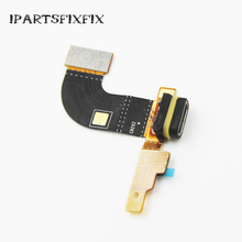 10pcs/lot Original New USB Charging Port Connecter Flex Cable with Microphone For Sony Xperia M5 E5603 E5606 E5653(China)