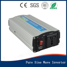 300W 12VDC 220VAC 50hz Surge Power 600W Pure Sine Wave PV Inverter Off Grid Solar& Wind Power Inverter PV Inverter