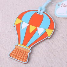 "20pcs Wedding Favors Party Gift Hot Air Balloon"" Luggage Tag"