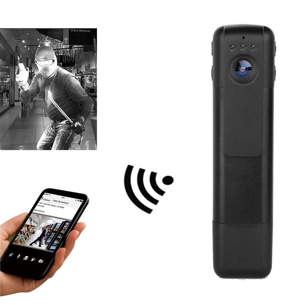 Wireless HD Mini WiFi Camera Night Vision Monitoring Camcorder Recorder Pen<br><br>Aliexpress