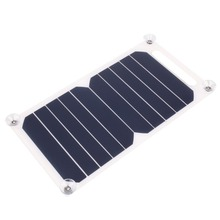 Hot Sale Portable 5V Solar Charging Panel Charger USB For Mobile Phone Smartphone iPhone Samsung