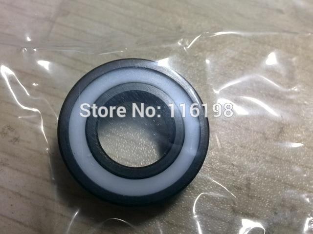 6802-2RS full SI3N4 ceramic deep groove ball bearing 15x24x5mm P5 ABEC5<br>