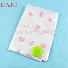 Let's Pet New Space Saver Saving Storage Vacuum Seal Compressed Organizer Package Bag Vacuum Bags For Clothes 50 X 70cm