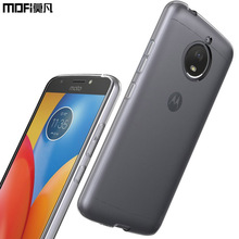 "case for Motorola moto e4 plus case cover clear soft back silicone mofi premium TPU capa ultra thin 5.5"" case for moto e4 plus(China)"