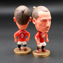 Soccer Player Star 9# IBRAHIMOVIC (MU-2017) 2.5