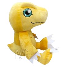 20cm Anime Digimon Adventure YAGAMI TAICHI Agumon Plush Toys Soft Stuffed Animal Toys Dolls for Kids Children Birthday Gift