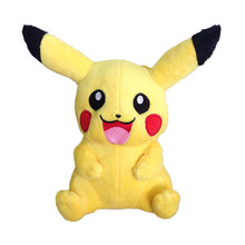 High Quality Cartoon Peluche Pokemon Pikachu Plush Doll 20cm Pikachu Plush Toys Cute Pokemon Plush Toys Childrens Gift Toy